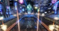 The soccer madness of 'Rocket League' goes cyberpunk June 20th