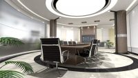 This smart office may make you want to work late