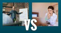 Company Training: Humans vs Machines