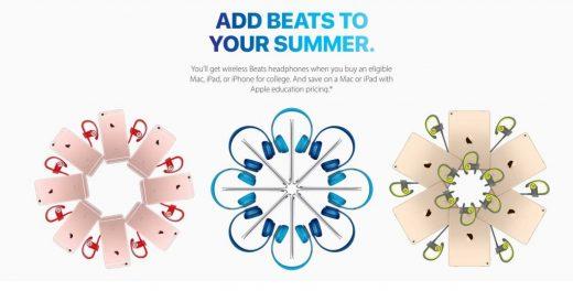 Free Beats Headphone With Any Mac, iPhone Or iPad Pro