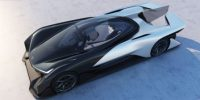 Faraday Future to test autonomous cars in Michigan