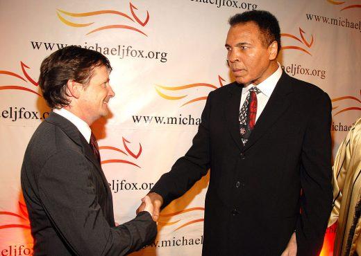 Michael J. Fox: Cure Parkinson's Disease to Honor Muhammad Ali