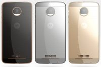 """Moto Z """"DROID"""" Renders Leaked With Modular """"MotoMods"""" Attachments"""