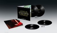 'The Force Awakens' soundtrack vinyl is etched with holograms