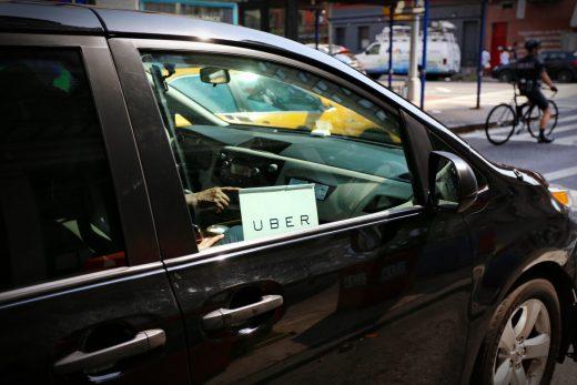 Pro-Uber Austin politician sues to abolish fingerprint rule