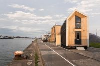 I Tried Living In This Tiny House On A Vacant Lot In Amsterdam
