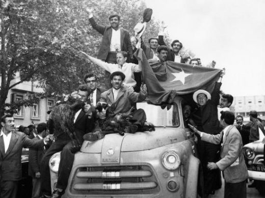 A Short History of Modern Turkey's Military Coups