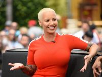 Amber Rose Opens Up About Her New Show, Feminism and Why Black Lives Matter
