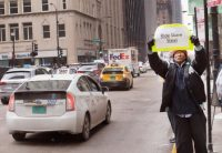 Chicago decides not to clamp down on ride-sharing services