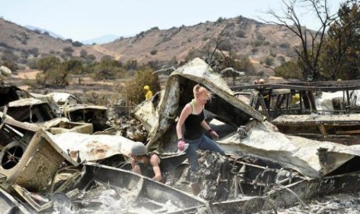 Death Toll Could Rise in Central California Wildfire, Authorities Warn