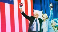 Even More Valuable Than His Endorsement, Bernie May Have Started Sharing Data