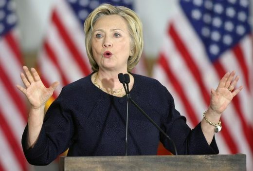 Hillary Clinton's State Dept. Calendar Missing Scores of Entries