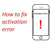 How to 'Activate iPhone': 7 Ways to Fix iPhone Activation Errors
