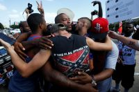 In Dallas, Police Lives Are Mourned But Rage Continues to Boil Over