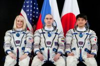 NASA's Kate Rubins is set to sequence DNA aboard the ISS