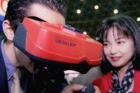 Nintendo looks into making VR safe for kids