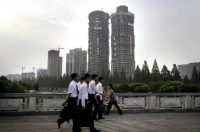 Pyonghattan: More Skyscrapers Go Up in North Korea's Capital