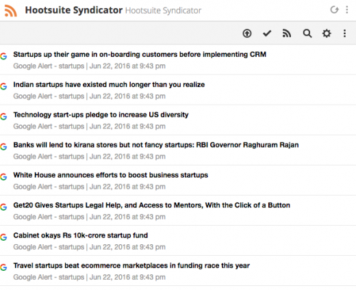 Spotlight on Listening: How to Create Google Alerts in HootSuite