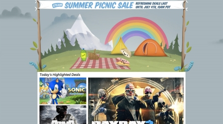 Steam summer sale is poised to make a dent in your wallet