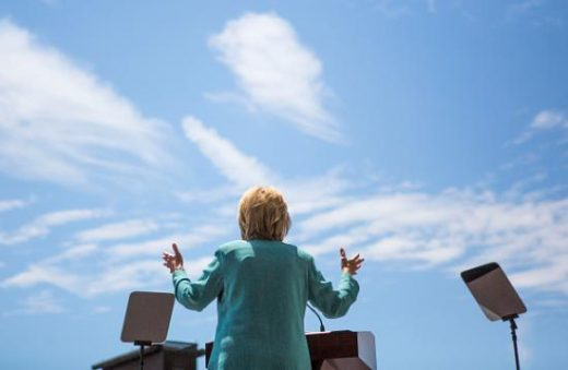 The Toughest Critic of Hillary Clinton's College Plan? Herself