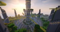 This Flawless Minecraft Map Took 5 Years Of 1500 People To Get Ready