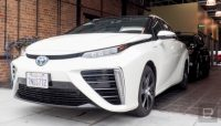 Toyota's car of the future drives like a Camry