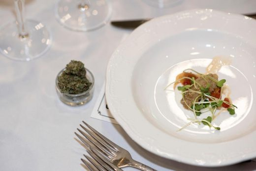 High-End Dining: Are Marijuana Meals The Next Big Foodie Trend?