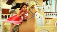 "EXCLUSIVE: Behind The Scenes Of Disney's First Latina Princess, ""Elena of Avalor"""