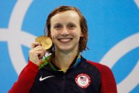 Ledecky Blows Away Field as Phelps Settles for Silver in Final Individual Races of Rio Olympics