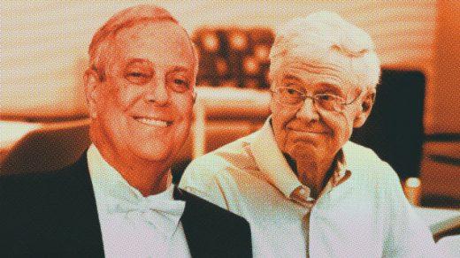 Meet the Koch Brothers' Data Guru