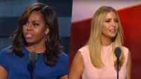 Michelle Obama And Ivanka Trump Show You Two Ways To Give A Knockout Speech