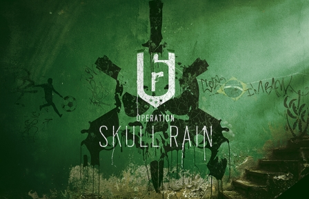Rainbow Six Siege – Operation Skull Rain Recruits Brazil's BOPE Operators
