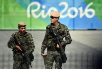 Terror Threat Looms as Olympians Ready to Compete in Rio