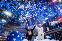 The Democratic Convention Has an Awkward First Night Telecast