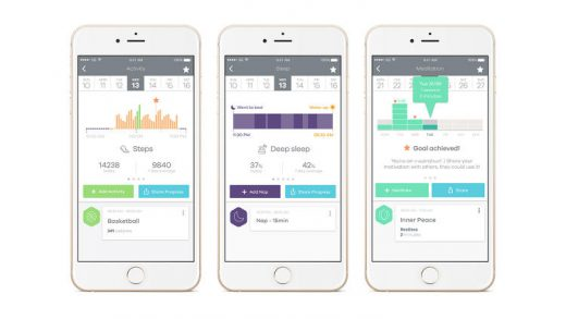 This Beautiful Bio-Tracker Promises To Help Women Manage Stress