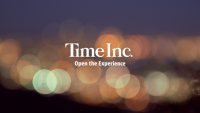 Time Inc.'s In-House Content Studio Has Real-Time Data Advantage