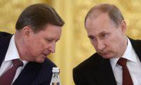 Vladimir Putin Fires His Chief of Staff Sergei Ivanov