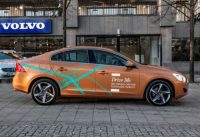 Autoliv partners with Volvo to build self-driving cars