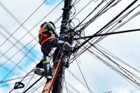 Battle Over Utility Poles Could Determine Broadband's Future