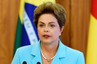 Brazil's Suspended President Dilma Rousseff Defends Herself at Impeachment Trial