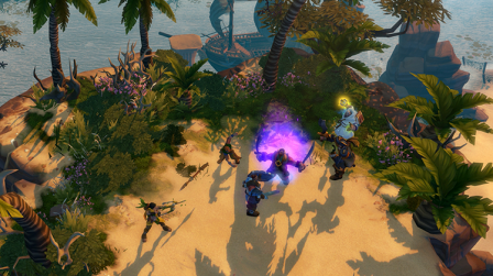 Champions of Anteria – Behind the Scenes of a Dynamic Soundtrack