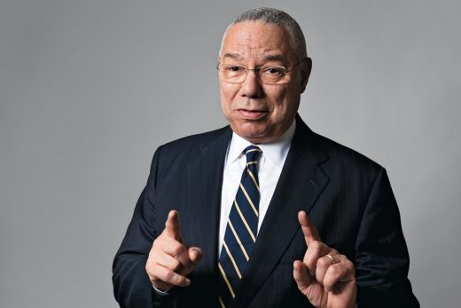 Colin Powell Says Clinton Team 'Trying to Pin' Email Scandal on Him
