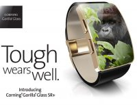 Corning Announces Gorilla Glass SR+ for Your Smartwatches and Other Wearables