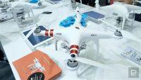 DJI exec hints at future pocket-sized camera drones