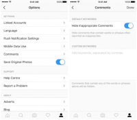 Instagram Introduces Keyword Moderation Tool to Filter Inappropriate Comments