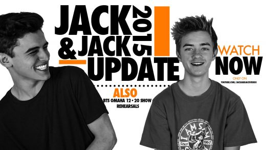 Jack & Jack on Joining Just Dance 2017