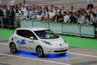 Japan wants us self-driving to the 2020 Tokyo Summer Olympics