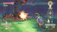 Legend of Zelda Skyward Sword Has Been Released for the Wii U