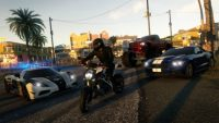 The Crew Calling All Units – Cops Take On Street Racers in New Expansion