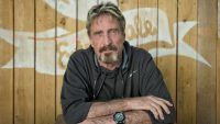 Whatever happened to McAfee, the true American Patriot